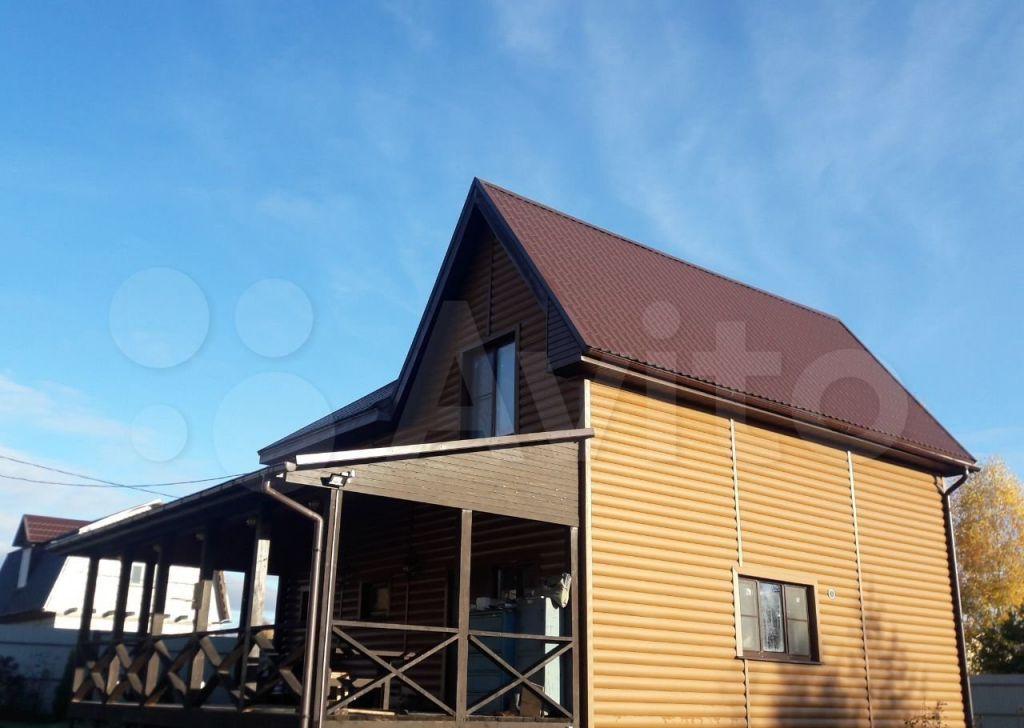 Продажа дома деревня Головково, цена 6200000 рублей, 2021 год объявление №601911 на megabaz.ru