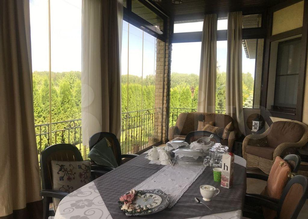 Продажа дома деревня Повадино, цена 25500000 рублей, 2021 год объявление №553087 на megabaz.ru