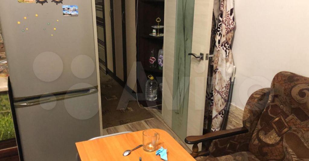 Продажа однокомнатной квартиры Видное, 1-й Калиновский проезд 5, цена 5500000 рублей, 2021 год объявление №619004 на megabaz.ru