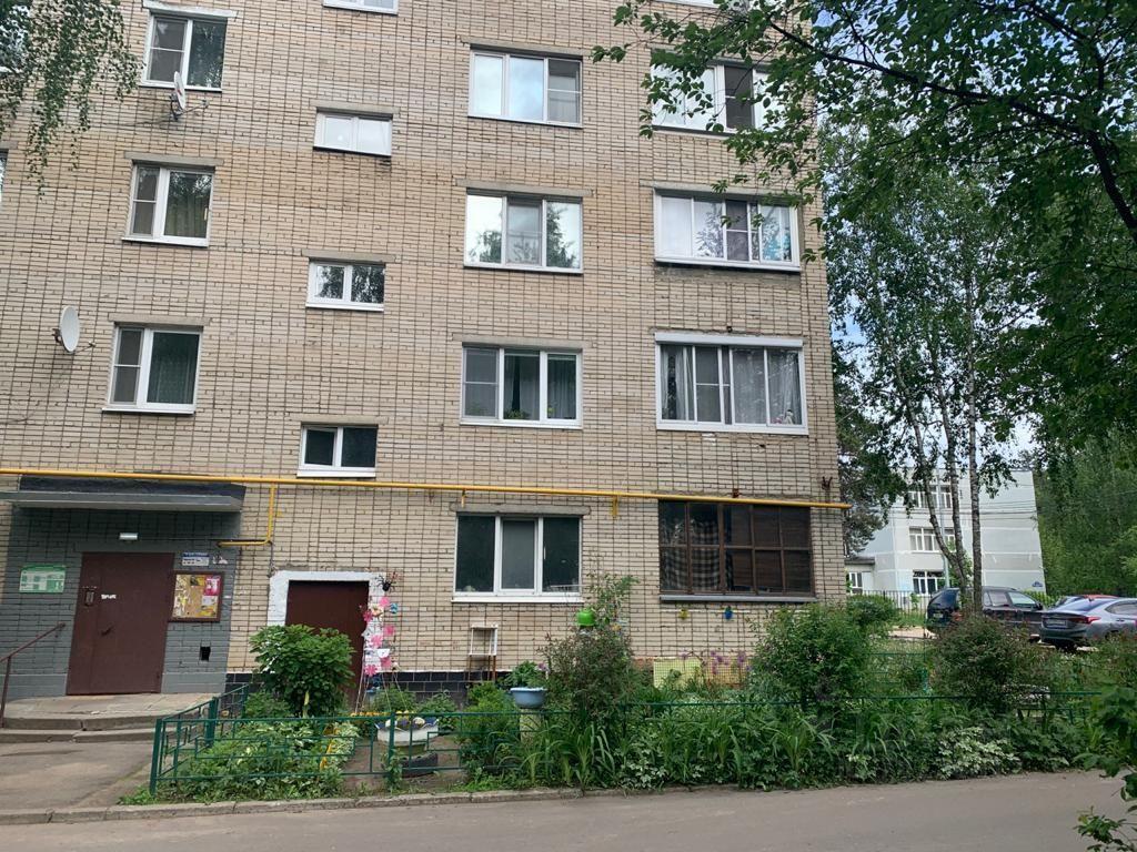 Продажа однокомнатной квартиры поселок Зеленый, метро Партизанская, цена 3600000 рублей, 2021 год объявление №630822 на megabaz.ru