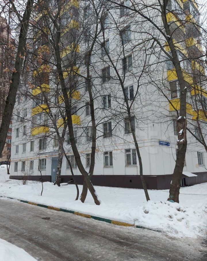Продажа двухкомнатной квартиры Москва, метро Варшавская, Болотниковская улица 7А, цена 9000000 рублей, 2021 год объявление №601788 на megabaz.ru