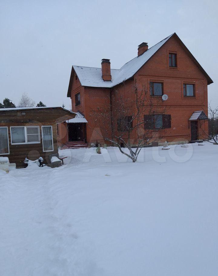 Продажа дома деревня Манушкино, Кукурузная улица 56, цена 10500000 рублей, 2021 год объявление №601953 на megabaz.ru