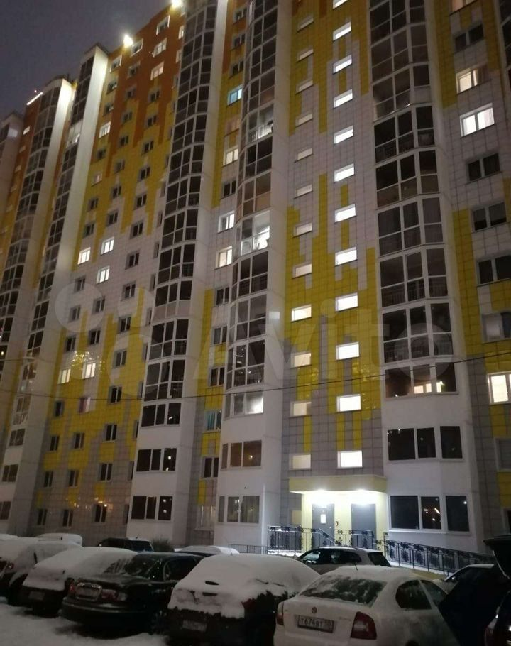 Аренда однокомнатной квартиры деревня Голубое, Тверецкий проезд 19, цена 23000 рублей, 2021 год объявление №1382650 на megabaz.ru