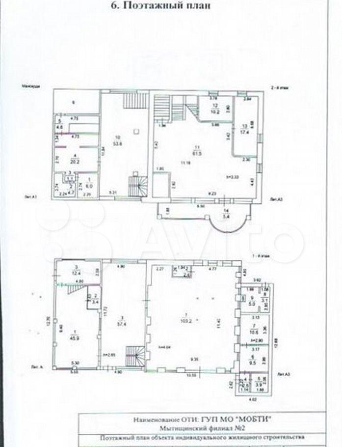 Продажа дома поселок Вешки, улица 18-я Линия, цена 35000000 рублей, 2021 год объявление №588065 на megabaz.ru