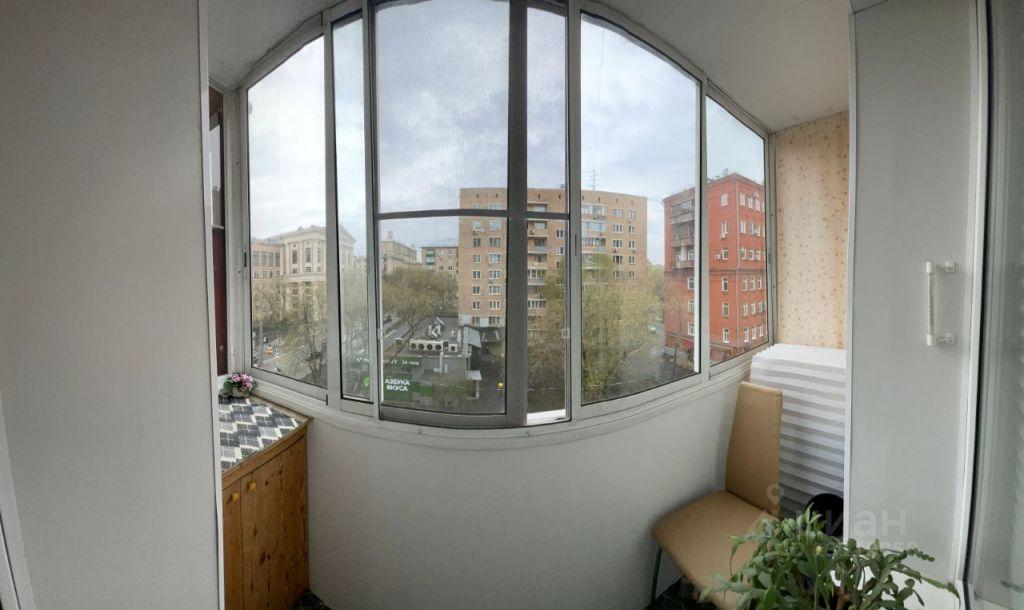 Продажа двухкомнатной квартиры Москва, метро Маяковская, улица Чаянова 12, цена 18500000 рублей, 2021 год объявление №617769 на megabaz.ru