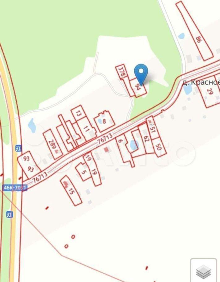 Продажа дома деревня Красное, цена 550000 рублей, 2021 год объявление №634008 на megabaz.ru