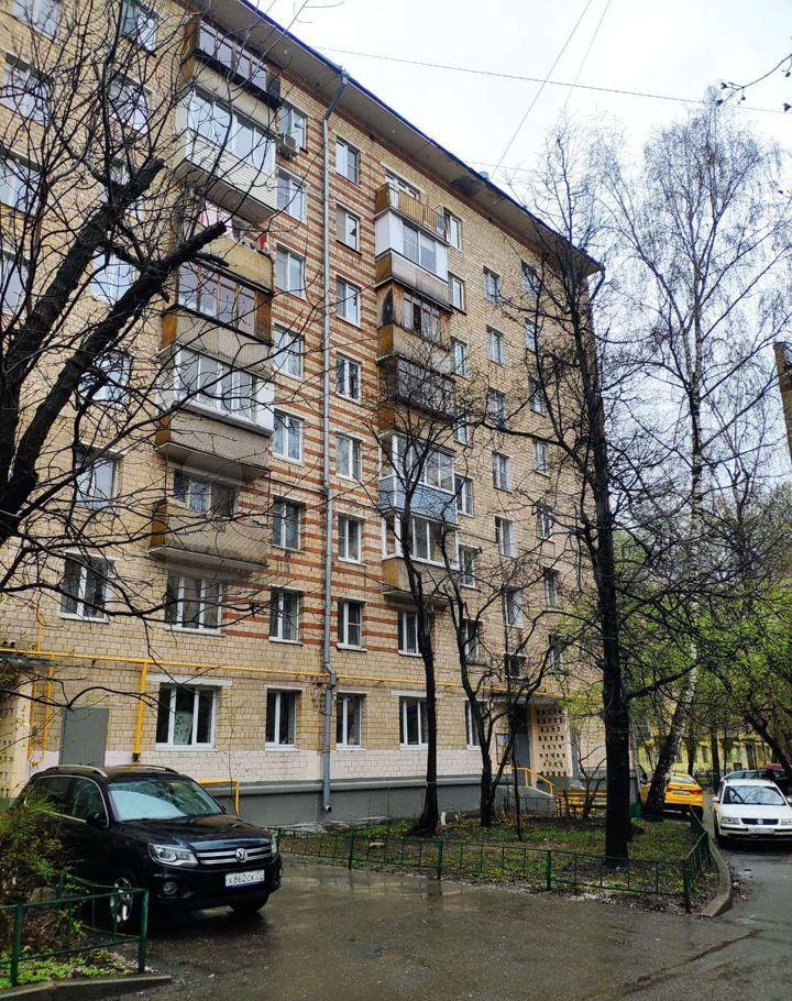 Продажа однокомнатной квартиры Москва, метро Ботанический сад, улица Седова 3, цена 9000000 рублей, 2021 год объявление №611968 на megabaz.ru