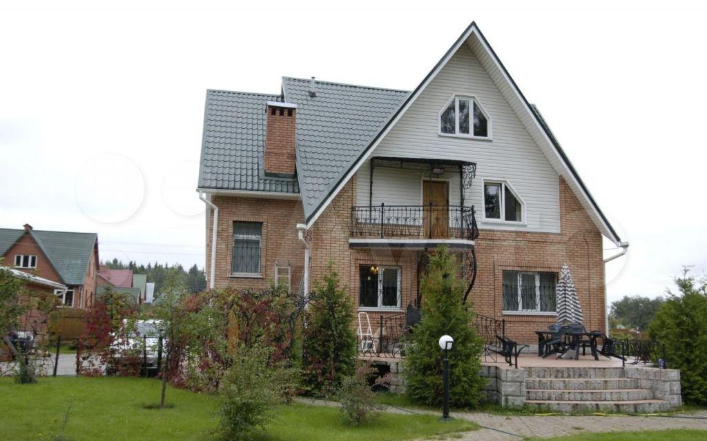 Продажа дома деревня Писково, цена 20000000 рублей, 2021 год объявление №632271 на megabaz.ru