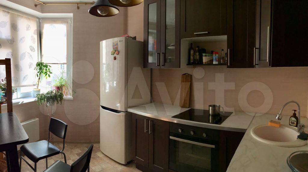 Продажа однокомнатной квартиры деревня Сапроново, цена 5900000 рублей, 2021 год объявление №618731 на megabaz.ru