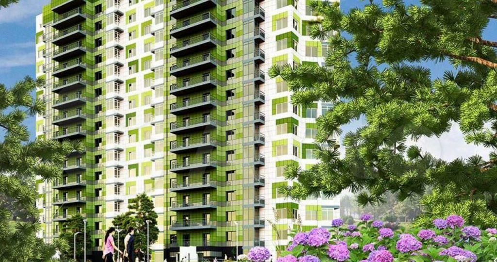 Продажа однокомнатной квартиры поселок Развилка, цена 4200000 рублей, 2021 год объявление №462483 на megabaz.ru