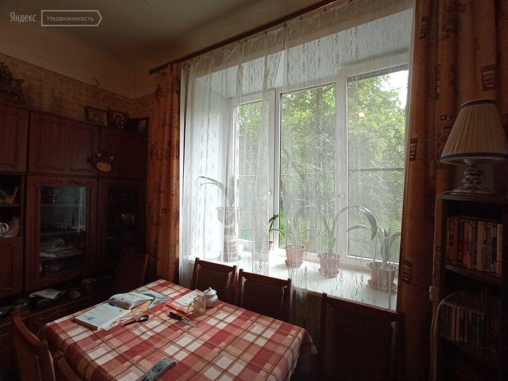 Продажа трёхкомнатной квартиры Егорьевск, Советская улица 29к1, цена 2500000 рублей, 2021 год объявление №632233 на megabaz.ru