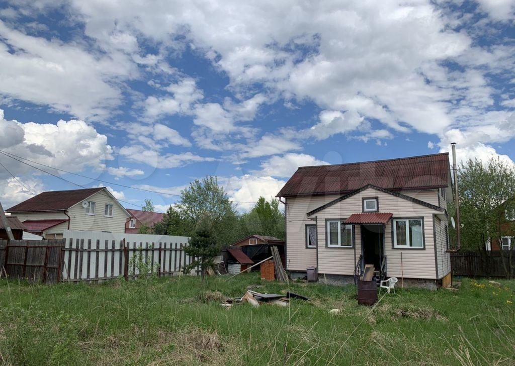 Продажа дома коттеджный посёлок Ромашково-37, Полевая улица, цена 4500000 рублей, 2021 год объявление №650155 на megabaz.ru