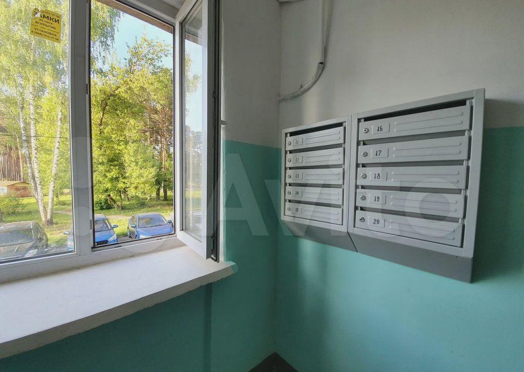 Аренда однокомнатной квартиры Ликино-Дулёво, Коммунистическая улица 26, цена 11000 рублей, 2021 год объявление №1397427 на megabaz.ru
