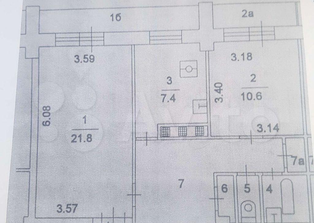 Продажа двухкомнатной квартиры Москва, метро Тимирязевская, улица Дубки 2А, цена 18500000 рублей, 2021 год объявление №567051 на megabaz.ru