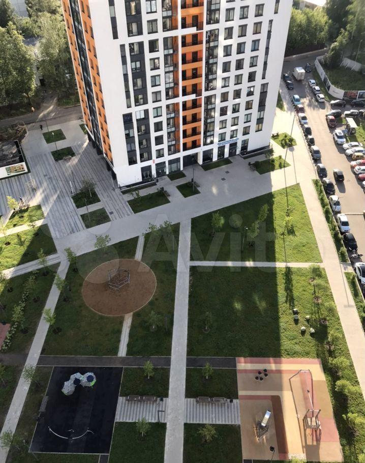 Продажа однокомнатной квартиры Одинцово, Каштановая улица 10, цена 6250000 рублей, 2021 год объявление №619739 на megabaz.ru