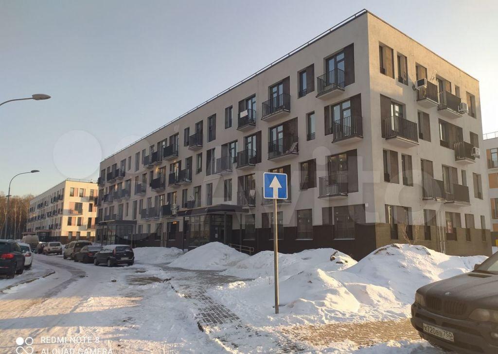 Продажа трёхкомнатной квартиры поселок Мещерино, цена 6480000 рублей, 2021 год объявление №602993 на megabaz.ru