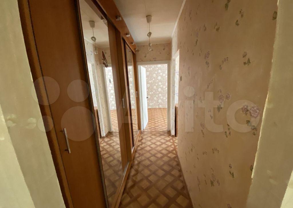 Аренда двухкомнатной квартиры Краснознаменск, Октябрьская улица 9, цена 27000 рублей, 2021 год объявление №1405699 на megabaz.ru