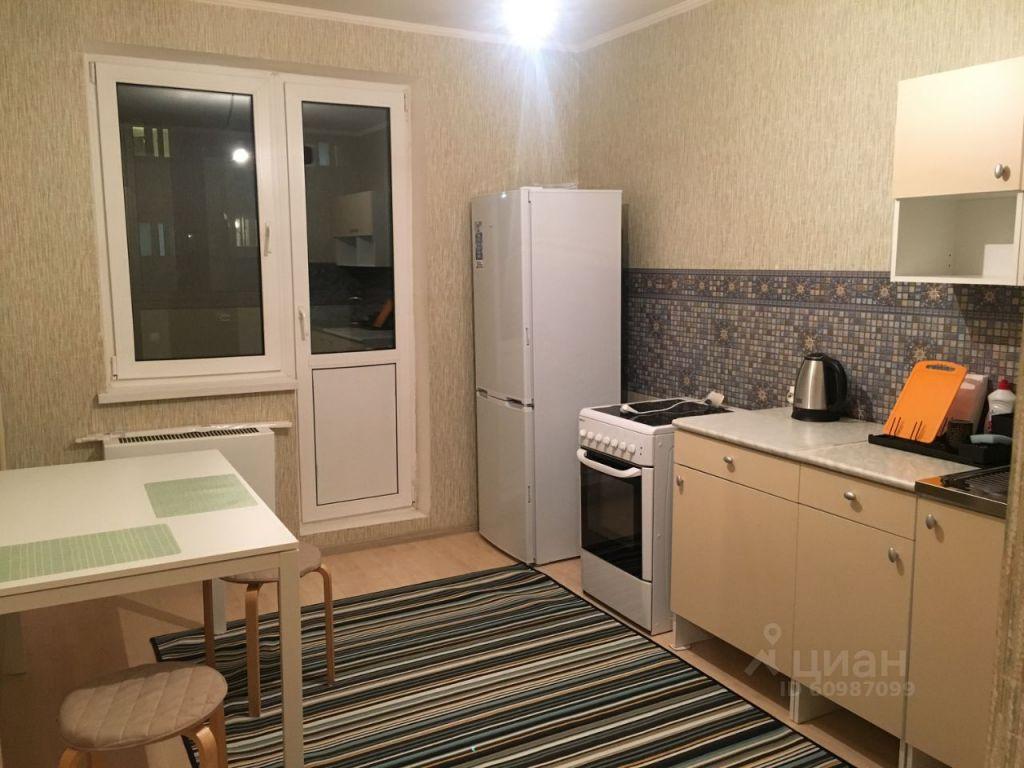 Аренда однокомнатной квартиры деревня Марусино, Заречная улица 37к3, цена 22000 рублей, 2021 год объявление №1377035 на megabaz.ru