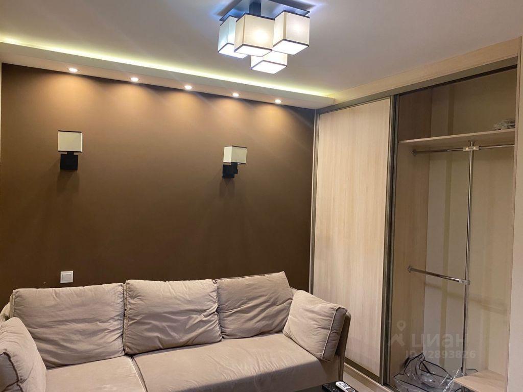 Аренда четырёхкомнатной квартиры Москва, Рублёвское шоссе 30к1, цена 100000 рублей, 2021 год объявление №1384611 на megabaz.ru