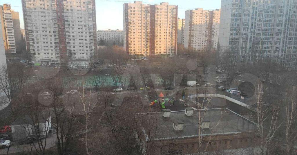 Аренда однокомнатной квартиры Москва, метро Орехово, улица Маршала Захарова 10к2, цена 35000 рублей, 2021 год объявление №1365733 на megabaz.ru