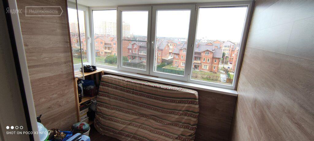 Аренда однокомнатной квартиры Апрелевка, улица Дубки 15, цена 30000 рублей, 2021 год объявление №1404009 на megabaz.ru