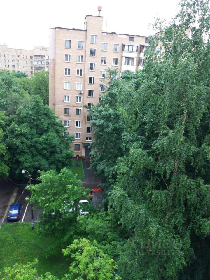 Продажа двухкомнатной квартиры Москва, метро Черкизовская, Знаменская улица 53, цена 10500000 рублей, 2021 год объявление №634566 на megabaz.ru