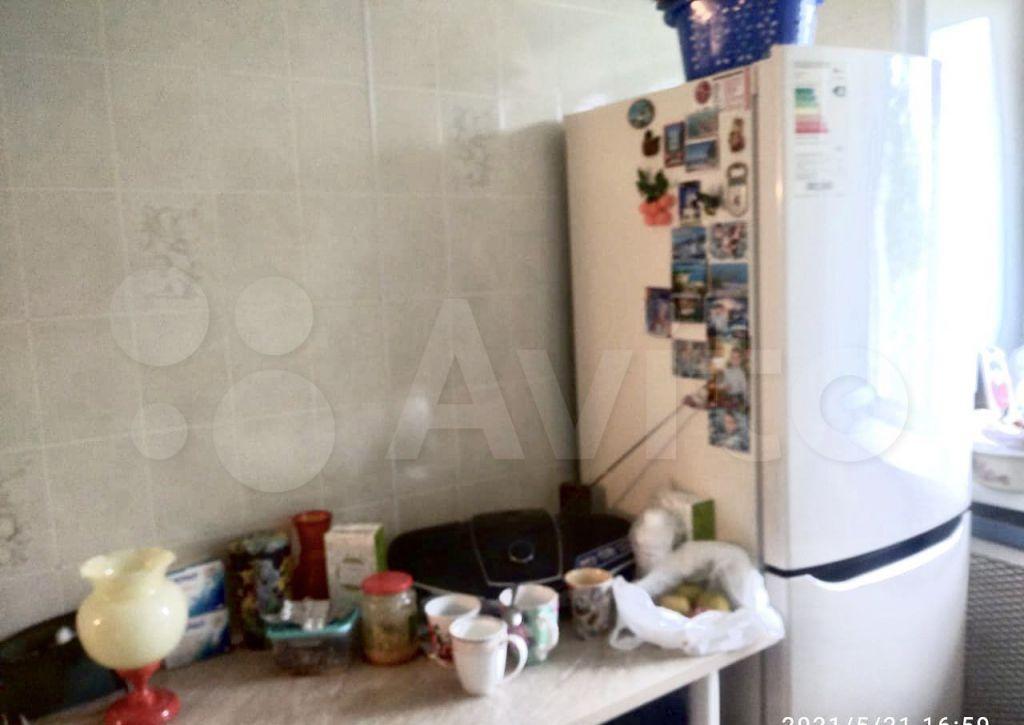 Продажа двухкомнатной квартиры поселок Верея, Центральная улица 21, цена 1320000 рублей, 2021 год объявление №624769 на megabaz.ru
