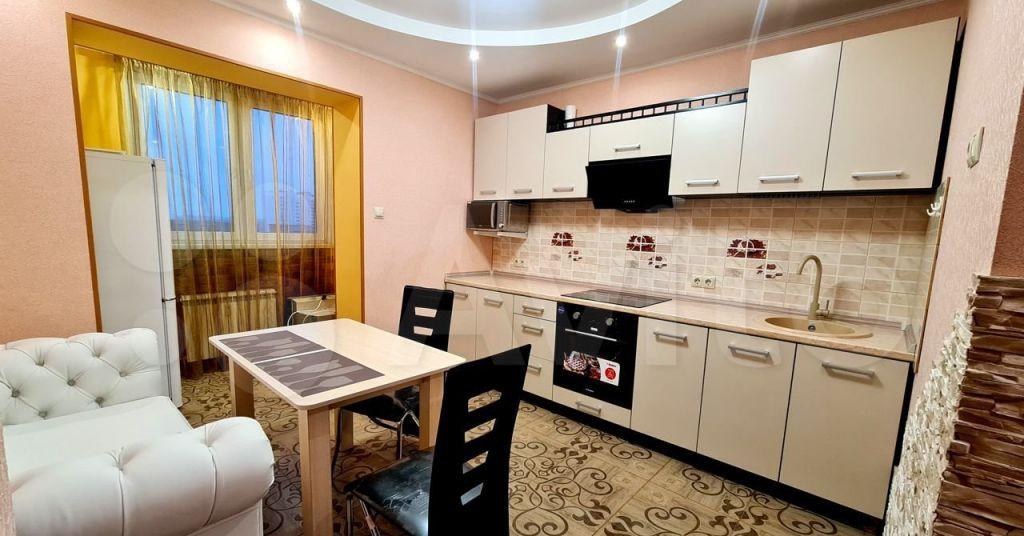Аренда однокомнатной квартиры Серпухов, улица Фрунзе 12, цена 30000 рублей, 2021 год объявление №1374250 на megabaz.ru