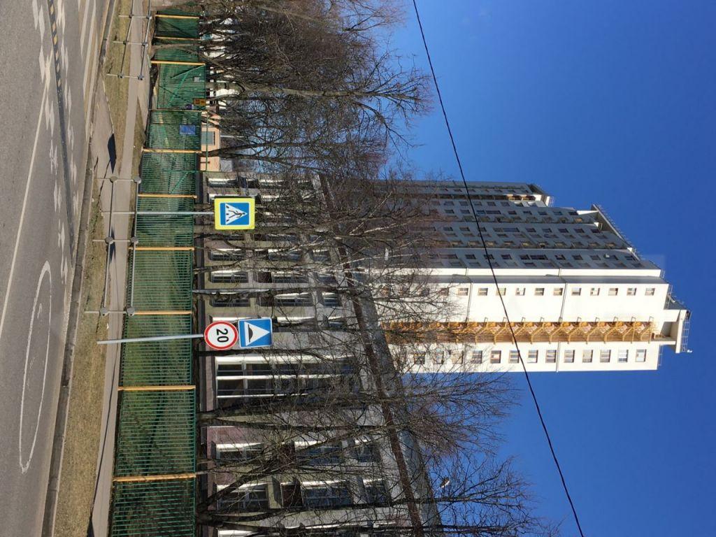 Продажа однокомнатной квартиры Москва, метро Южная, Днепропетровская улица 25к1, цена 8300000 рублей, 2021 год объявление №378104 на megabaz.ru