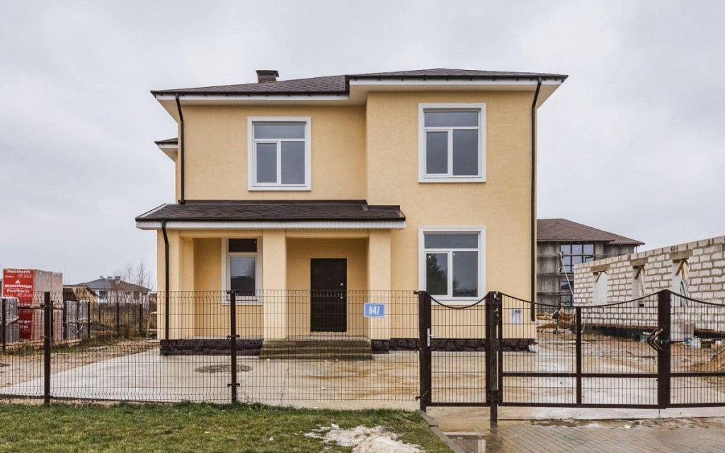 Продажа дома деревня Покровское, Новоспасский бульвар 9, цена 15900000 рублей, 2020 год объявление №425312 на megabaz.ru