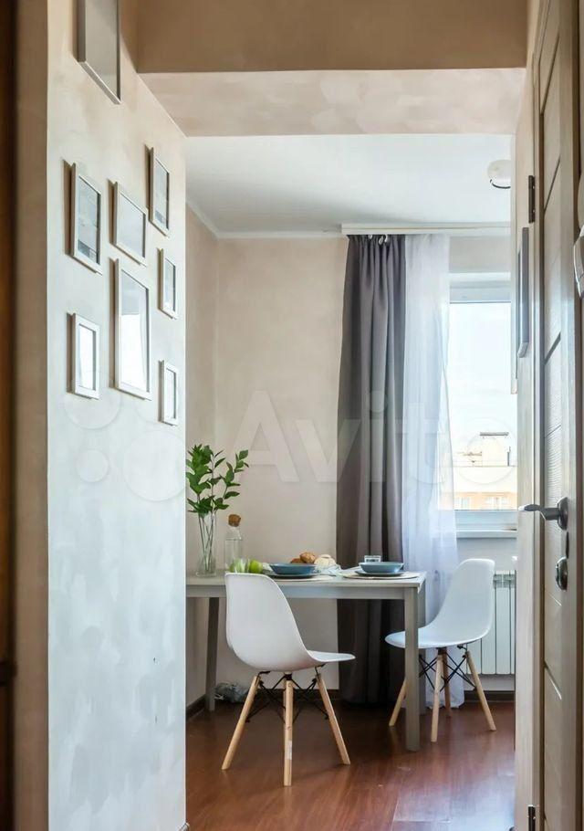 Аренда однокомнатной квартиры Одинцово, улица Маршала Жукова 34А, цена 45000 рублей, 2021 год объявление №1367134 на megabaz.ru
