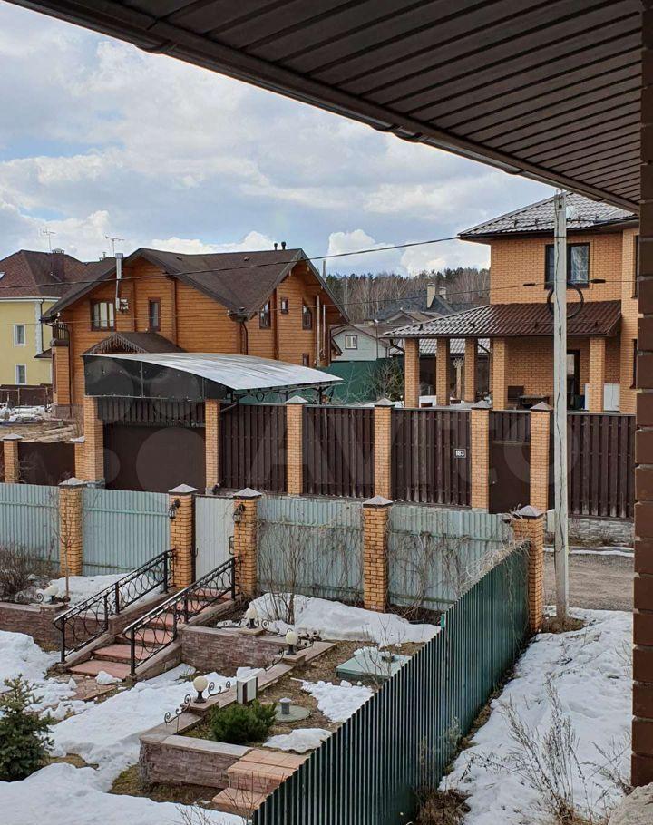 Продажа дома село Воскресенское, цена 9999000 рублей, 2021 год объявление №599751 на megabaz.ru