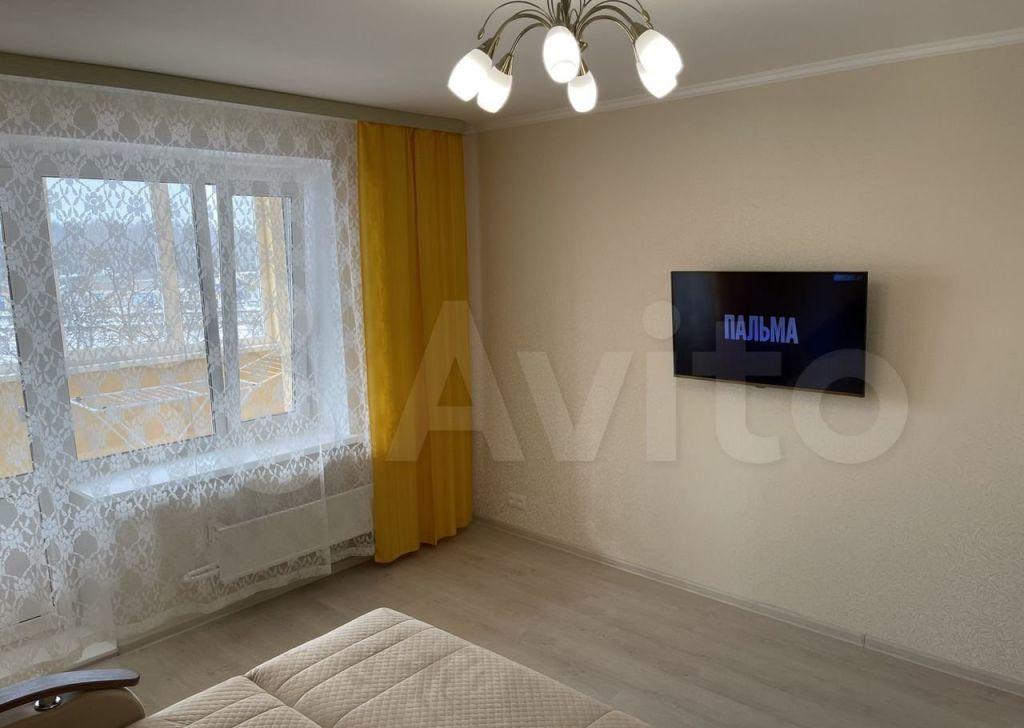 Аренда однокомнатной квартиры Черноголовка, Центральная улица 18, цена 20000 рублей, 2021 год объявление №1367179 на megabaz.ru
