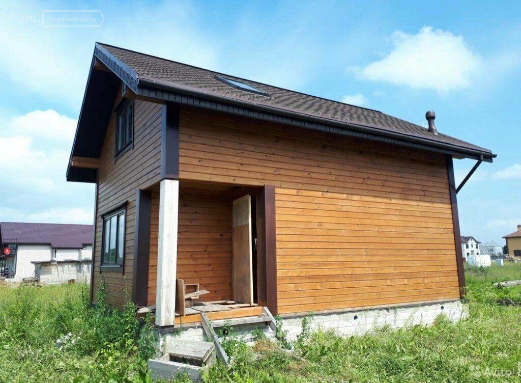 Продажа дома деревня Котово, цена 5000000 рублей, 2021 год объявление №638195 на megabaz.ru