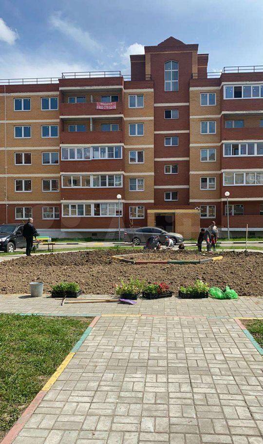 Аренда однокомнатной квартиры деревня Большие Жеребцы, цена 16000 рублей, 2021 год объявление №1387627 на megabaz.ru