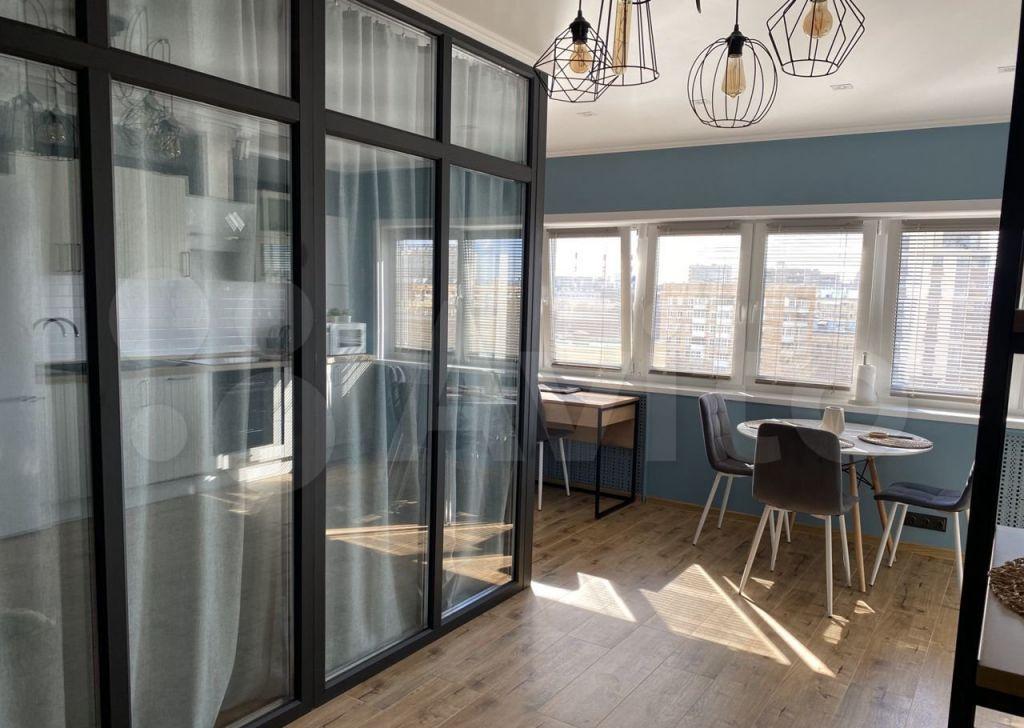 Продажа однокомнатной квартиры Москва, метро Тульская, Большая Тульская улица 2, цена 11700000 рублей, 2021 год объявление №604549 на megabaz.ru