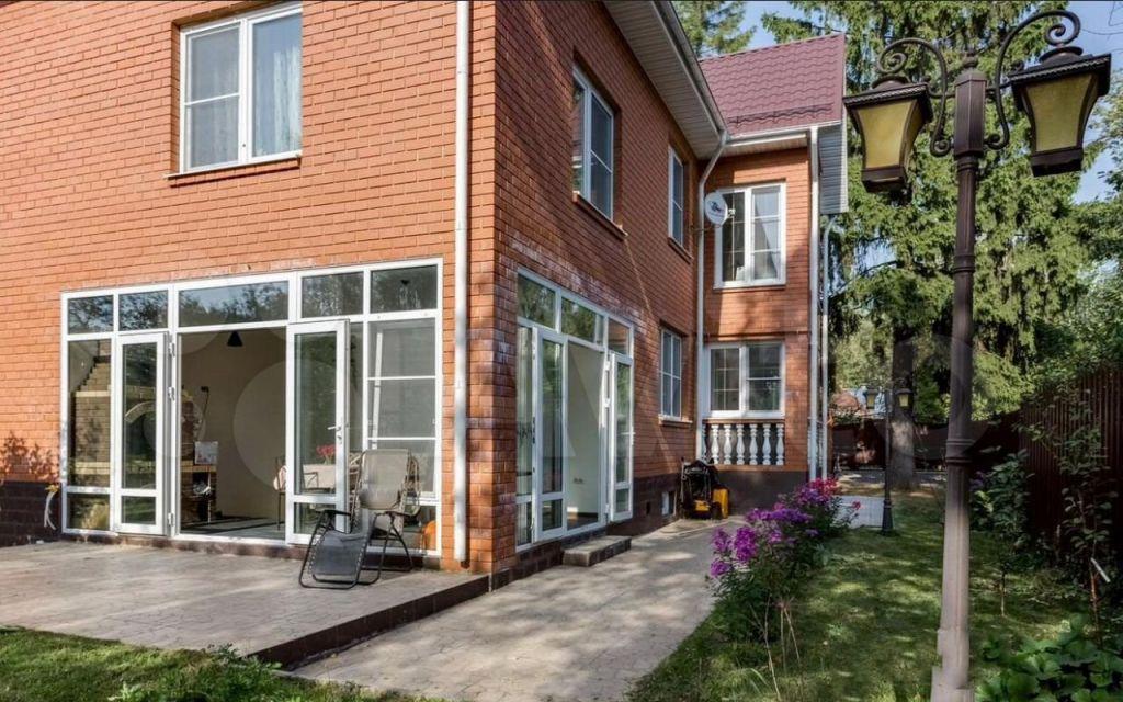 Продажа дома Пушкино, Советская улица 18, цена 29864732 рублей, 2021 год объявление №593965 на megabaz.ru