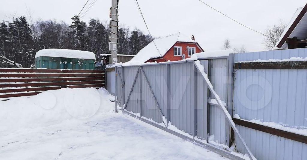 Продажа дома поселок Мещерино, цена 5900000 рублей, 2021 год объявление №585975 на megabaz.ru