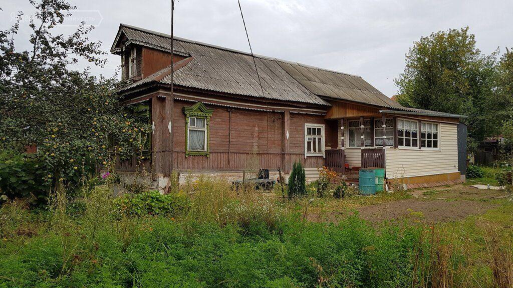 Продажа дома деревня Черное, метро Новокосино, Чернореченская улица 39, цена 5900000 рублей, 2021 год объявление №635663 на megabaz.ru