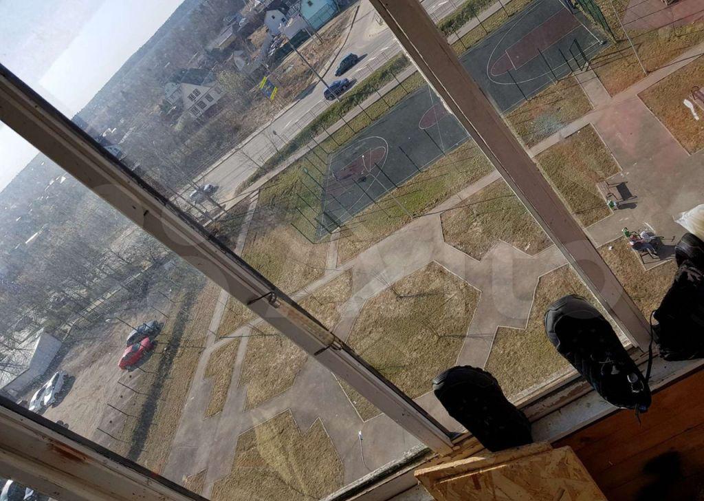 Продажа однокомнатной квартиры Солнечногорск, Обуховская улица 50, цена 3850000 рублей, 2021 год объявление №607885 на megabaz.ru