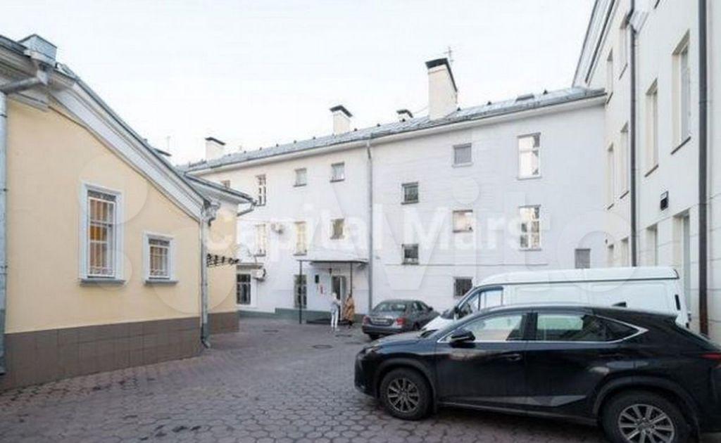 Продажа трёхкомнатной квартиры Москва, метро Кропоткинская, Нащокинский переулок 5с5, цена 40911000 рублей, 2021 год объявление №605153 на megabaz.ru