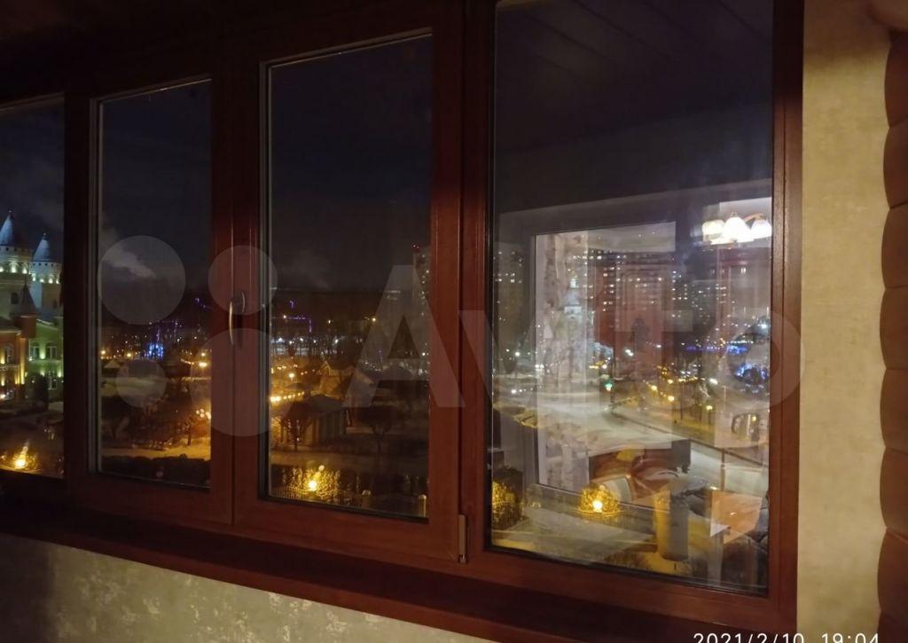 Продажа двухкомнатной квартиры поселок совхоза имени Ленина, метро Домодедовская, цена 14850000 рублей, 2021 год объявление №605258 на megabaz.ru
