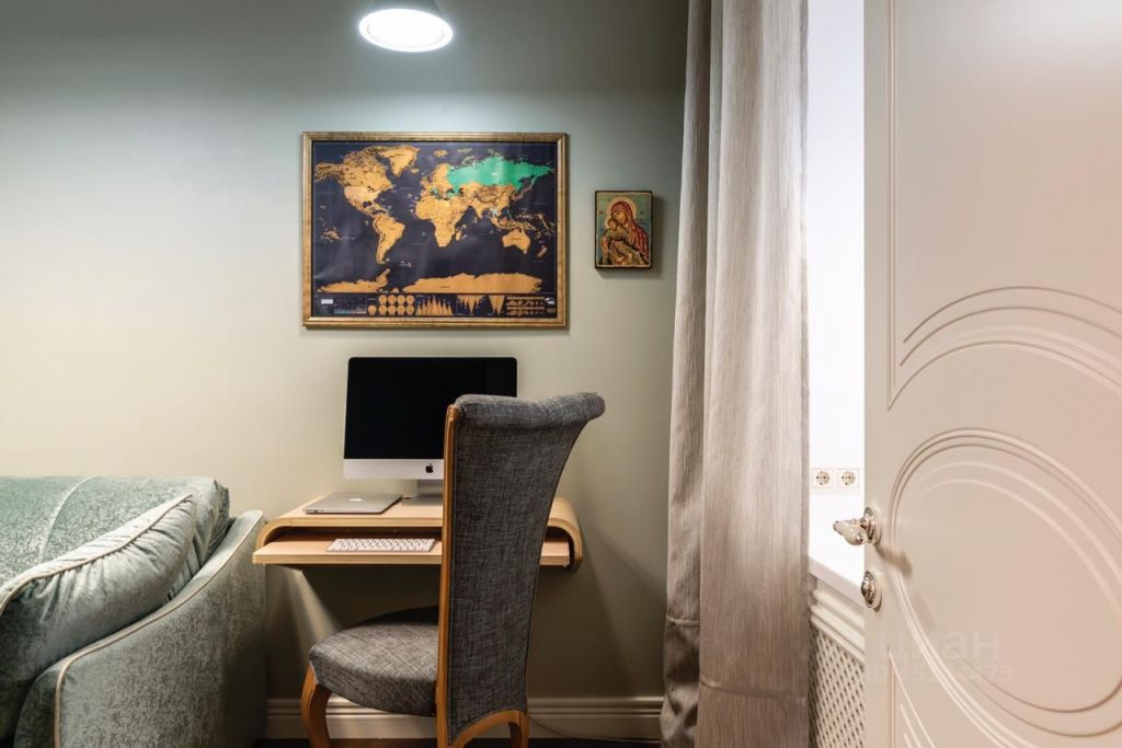 Аренда трёхкомнатной квартиры Москва, метро Третьяковская, Старый Толмачёвский переулок 17с2, цена 170000 рублей, 2021 год объявление №1429374 на megabaz.ru
