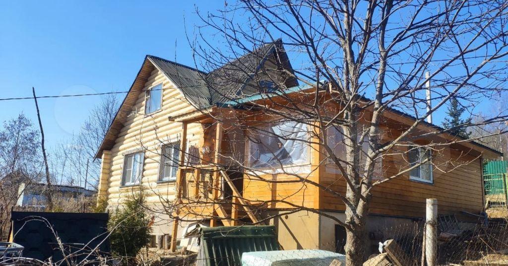 Продажа дома СНТ Надежда, цена 4590000 рублей, 2021 год объявление №597785 на megabaz.ru