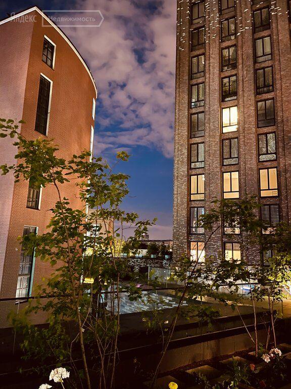 Продажа однокомнатной квартиры Москва, метро Улица 1905 года, Ходынская улица 2, цена 35900000 рублей, 2021 год объявление №636186 на megabaz.ru