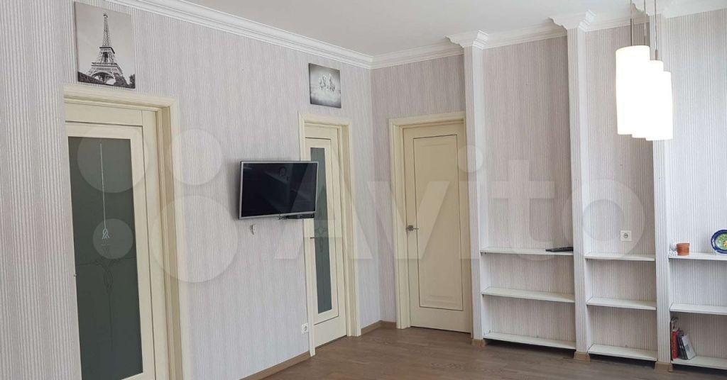 Продажа однокомнатной квартиры деревня Жостово, Приозёрная улица 5А, цена 5000000 рублей, 2021 год объявление №591650 на megabaz.ru