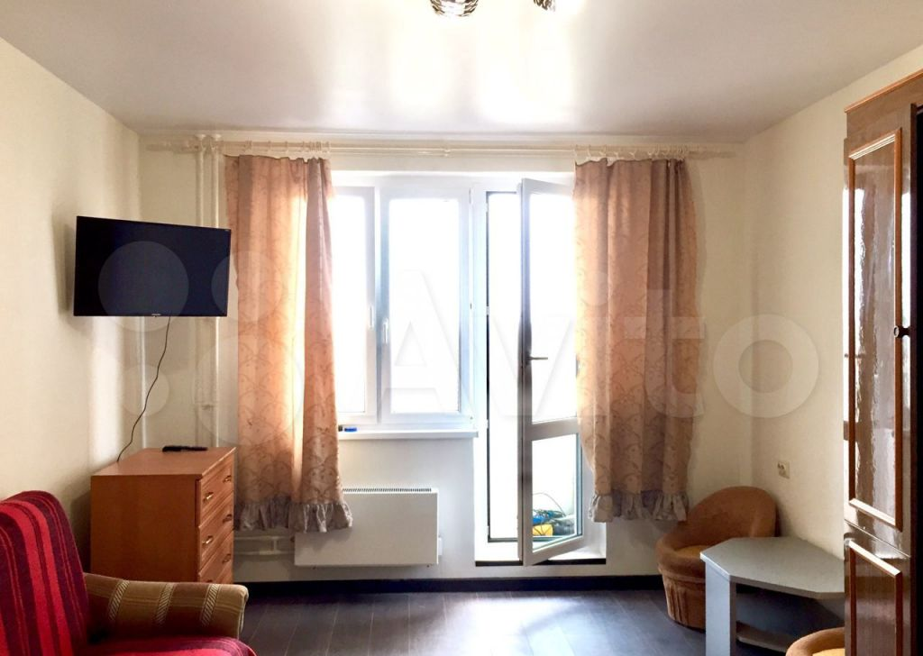 Аренда однокомнатной квартиры Балашиха, улица Корнилаева 18, цена 19000 рублей, 2021 год объявление №1369302 на megabaz.ru