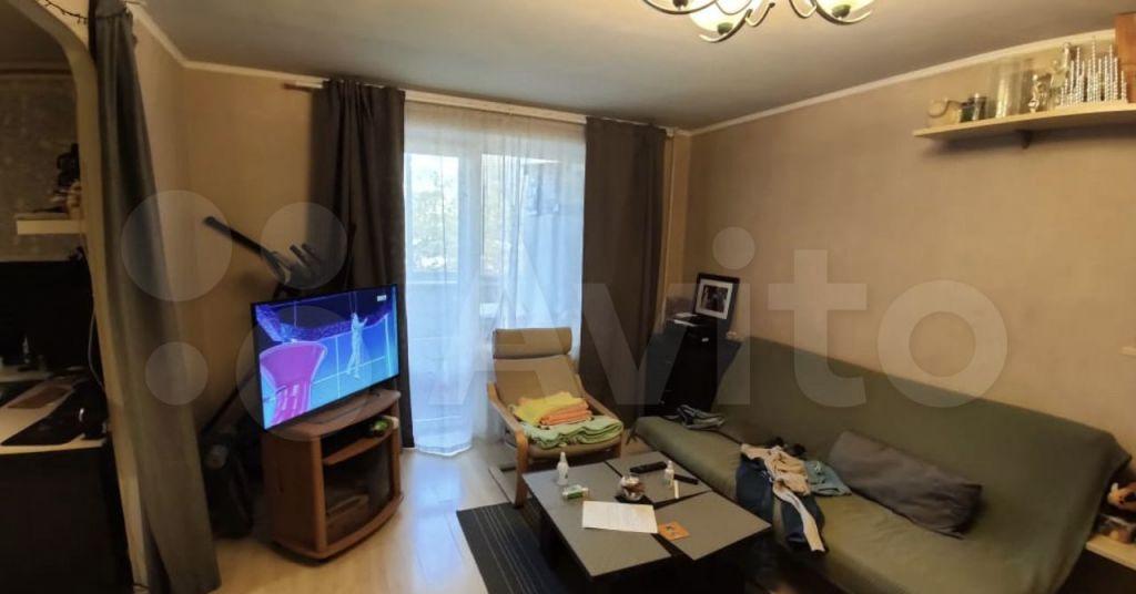Продажа однокомнатной квартиры Москва, метро Чертановская, Черноморский бульвар 12, цена 8900000 рублей, 2021 год объявление №605957 на megabaz.ru