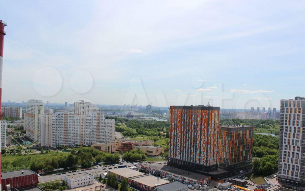 Аренда однокомнатной квартиры Москва, метро Митино, Митинская улица 28к4, цена 42000 рублей, 2021 год объявление №1370140 на megabaz.ru