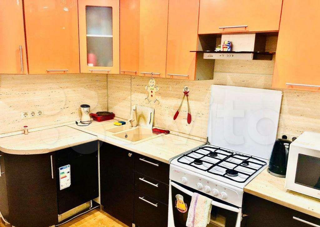 Аренда однокомнатной квартиры Одинцово, Молодёжная улица 34, цена 1800 рублей, 2021 год объявление №1370139 на megabaz.ru